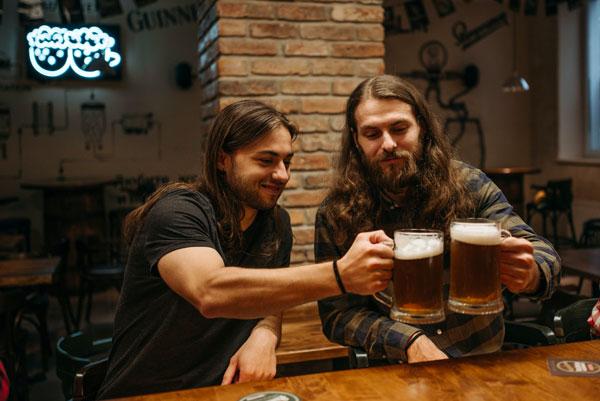 Beer - Great Sports Bars Menus and Drinks